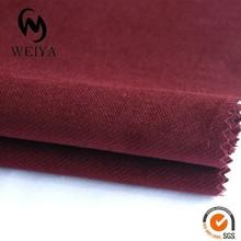 100% cotton twill corduroy fabric for garment