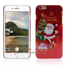 Hot sell trendy christmas gift phone case for iphone 6