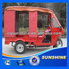Popular Crazy Selling cargo tricycle without cabin