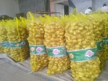 20kg mesh bag ginger for Banladesh