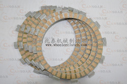 GS150 R /GS150 Clutch Plate for suzuki Motorcycles for India