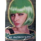St. Patrick's Day 100th brand OEM wig fancy hair ornaments