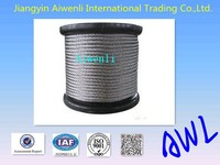 1mm 7x7 stainless steel wire rope