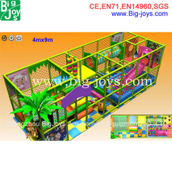 Top quality indoor exercise playground equipment,soft indoor playground for kids