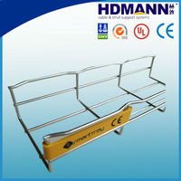 flexible wire basket cable tray price factory price