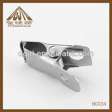 moda di alta qualità in metallo sipario fermagli 24mm dimensioni