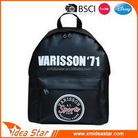 Hot style wholesale cheap waterproof custom leather backpack