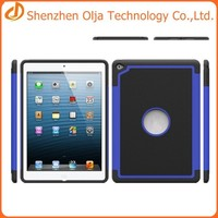 Shockproof cover case for ipad air 2,3 in 1 tablet case for ipad 6,china wholesale tablet case for ipad air 2