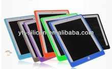 waterproof silicone case for tablet macbook ipad silicon case
