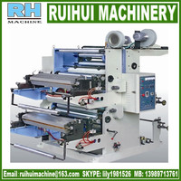 Label automatic FLEXO PRINTING MACHINE