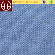 Good quality Polo shirt single or double knitted 100% cotton pique fabric