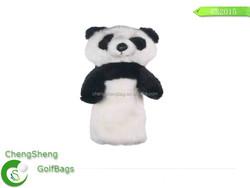 Cute animal golf club head cover