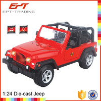 Brand new 1 24 diecast car toys for children with EN71
