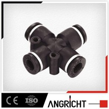 A116 China supplier plastic cross joint pipe fitting