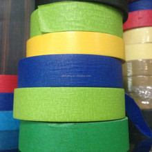 Popular waterproof masking tape with factory price for decoration
