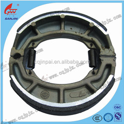 GS125 Motorcycle Parts High quality Fitting Wear resistant Brake Shoe OEM ITEM