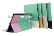 For Apple iPad 5 Air Smart PU Leather Cover Hard Back Case