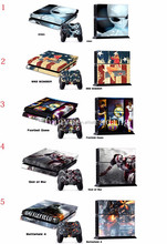 Skin For PS4/PS3/PS2/Xbox one/Xbox 360/WII/Wii U