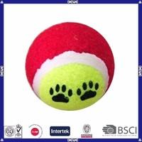 pet product promotional beautiful pet tennis ball