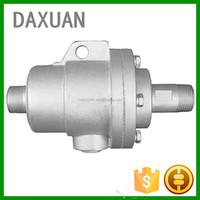 """25A 1"""" 2 Bearings Support Steam Rotary Joint, Steam Rotating Pipe Fitting Joint"""