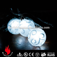 Best selling new rain drop christmas lights decorations in christmas