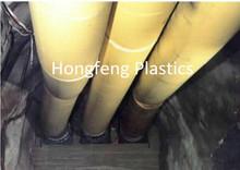 tunnel ventilation tube , plastic pipe, plastic type duct pipe