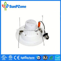 led downlight 220v(efficient energy saving) recessed led downlights 800lm led downlight retrofit