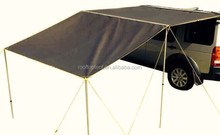 Offroad Camping Outdoor Aluminum Frame retractable awning