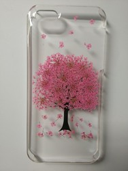 pc pouch for iphone pressed dry flower pouch for mobile phone real tree case gift pouch