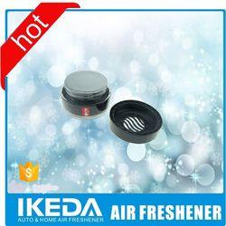 Toilet item cherry car air freshener gel
