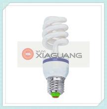 China energy lamps and lighting factory 2U 3U spiral cfl bulb