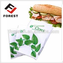 Cheap food packaging bags, kraft paper bags, food grade paper bag printing
