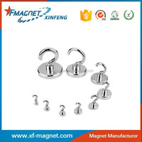 N50 Grade Strong Neodymium Permanent Hooks Magnets