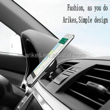 A-15 cell phone holder magnet car vent cell phone holder,portable car air vent mount for mobile phone