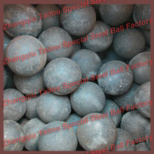 Grinding Steel Balls For Mining Dia 20MM-Dia150MM For Copper Mine