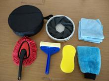 8pcs portable car wash kit/ set