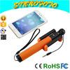 Wireless Remote Floureon gift promotion bulit-in bluetooth mono pod for meizu mx pro 4