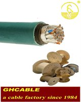 Cu core PVC sheathed shield control cable