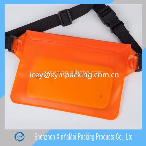 10M waterproof phone case, Promotional PVC Waterproof Bag