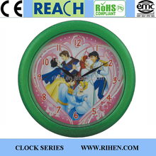 Simple Designed Wholesale 12 inch Wall Clock Plastic