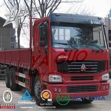 high quality sinotruk cargo truck van