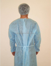Non-woven Doctor Coat, Patient Gown