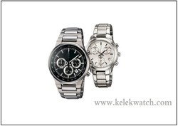 Stainless Steel Business Watch,Japan Quartz Movement Watch Classic Watch vogue couples watch