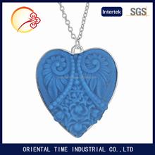 hot Wholesale heart Life Magic Jewelry Vintage Luminous World Tree pendant Necklace