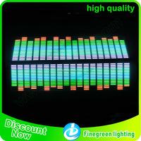 2011 Hot selling EL Sound Active Car Sticker/el panel