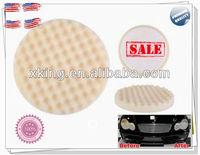Export to USA Wave Foam polishing pad similar as 3M