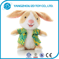 fashion new style christmas gift soft rabbit plush toy