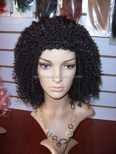 Top Quality 100% virgin brazilian human hair lace front wig tangle free and no shedding in stock