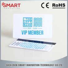 Customized VIP Membership Cards for Discount