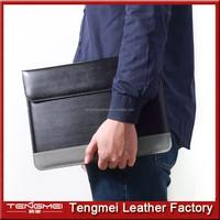 "Premium Genuine Leather Bag Sleeve Case For 13"" MacBook Pro,For Macbook Pro Leather Bag"